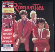The Romantics - Self-Titled (S/T Same) CD (2012, Culture Factory) Remastered