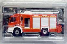 Del Prado 1:64 Scania Fourgon Pompe Secours Routiers,italienische Feuerwehr 1996