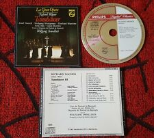 WOLFGANG SAWALLISCH **Tannhauser: Richard Wagner** Germany CD JOSEF GREINDL