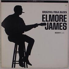 ELMORE JAMES: Original Folk Blues USA Kent Vinyl LP NM- Wax