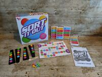 Sort It Out - Board Game - University Games - Family Fun