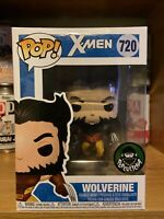 Funko Pop Wolverine Unmasked #720 Popculcha Funko Shop EX Marvel LE MINT X-MEN