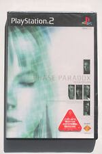 Phase Paradox The Sequel to Philosoma PS2 Japan NTSC English Voices Like New CIB