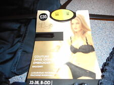 34B MARKS & SPENCERS ROSIE FOR AUTOGRAPH UNDERWIRED PADDED BRA  RRP £35 NEW