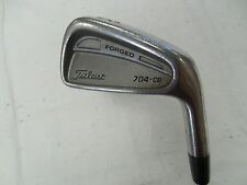 Used RH Titleist 704 CB Forged Single 3 Iron Dynamic Gold S300 Stiff Flex Steel