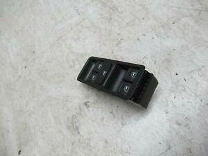 VOLKSWAGEN POLO POWER WINDOW SWITCH RH FRONT (MASTER SWITCH), 4 SWITCHES TYPE, 6