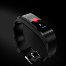 Smart Bracelet/Wristband Watch Heart Rate Monitor&Blood Pressure+Fitness Tracker