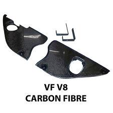 Commodore VF V8 CAPA X-Air OTR IntakeRadiator Cover - Carbon Fibre xair