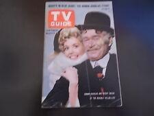 Donna Douglas, Al Lewis, Cyd Charisse - TV Guide Magazine 1963
