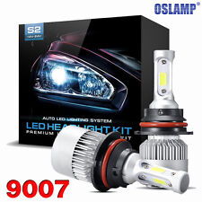 CREE Dual Hi-Lo Beam 9007 3880W 38800LM LED Headlights Conversion Kits Bulbs HID