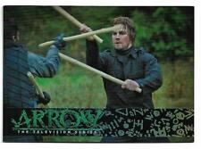 2015 Cryptozoic Arrow Season 1 Training TR2
