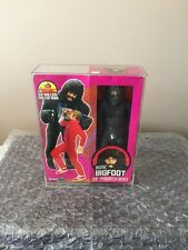1977 Kenner Six Million Dollar Man - Bionic Bigfoot Custom Acrylic Case- Sealed