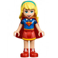 LEGO DC Super Hero Girls High School Supergirl Minifigure (41232)