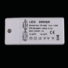 DC 12V 1A LED Power Supply LED Driver Transformer 12W for LED Strip Light TS-090