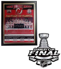 NHL Limited Edition Stanley Cup Champions Plaque