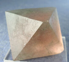 NEW! NATURAL PINK OCTAHEDRAL FLUORITE CRYSTAL FLOATER, INNER MONGOLIA