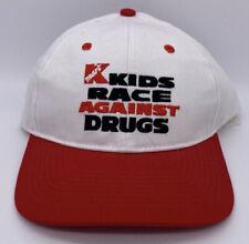 Vintage 90's Snapback Hat - Kids Race Against Drugs - Kmart Cap