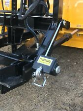 Snow Plow Lock for Fisher Minute Mount II - Plowguard Snow Plow Security