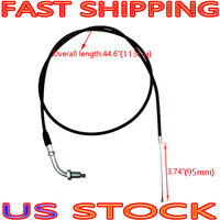 "44.6"" Throttle Cable for 125cc 150cc 200cc 250cc Dirt Bike Pit Bike"