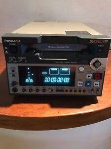 Panasonic AJ-SD93 DVCPRO50 DIGITAL VIDEOCASSETTE RECORDER_v3