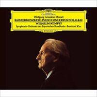 Wilhelm Kempff Mozart Piano Concertos No.8 No.21-24 No.27 JAPAN 3-CD NEW