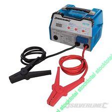 Cargador y arrancador de batería automático 12 A, 6/12 V  Cargador y arra 549095