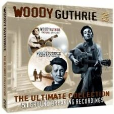 Guthrie, Woody - The Ultimate Collection 2CD NEU OVP