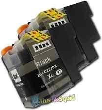 2 LC229XXL Black Ink Cartridge For Brother Printer MFCJ5320DW MFCJ5620DW non-OEM