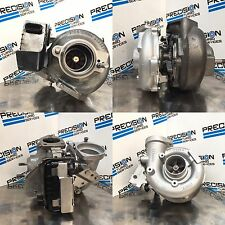 BMW 5 Series Turbo 530d 3.0d Garrett GT22V 742730 With Electronic Actuator G125