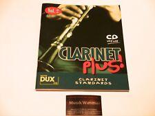 Clarinet Plus Vol. 2 Inkl. CD