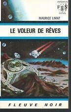 Le Voleur de rêves. Maurice LIMAT.Anticipation 411  SF46B