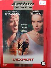 C41 / DVD ACTION L'EXPERT Sylvester STALLONE Sharon STONE