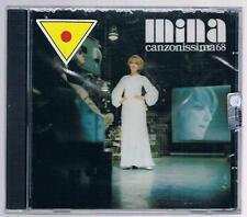MINA DALLA CANZONISSIMA 68 CD F.C.  SIGILLATO!!!