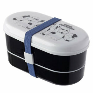 Star Wars Bento Lunch Box with Fork & Spoon - The Original Stormtrooper