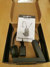 Plusonic Headset DECT ONE Monaural EHS schwarz Noise Cancelling