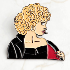 Pin Movie grease sandy and danny hard (Sandy) Enamel Brooch Badge Jewelry Gift