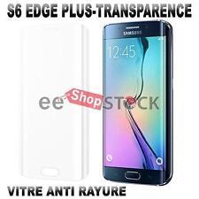 Film de protection Samsung Galaxy S6 EDGE PLUS transparent verre trempé packagin