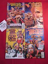 Tank Girl the Odyssey 1 2 3 4 set DC Vertigo 1995