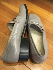 Milana David Jones Flats Shoes Size 38 Made In Italy Leather Rrp $299