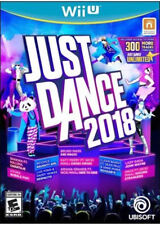 Just Dance 2018 Wii-U New Wii U, Nintendo Wii U