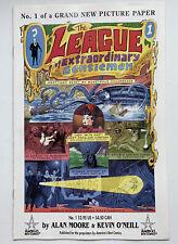 League of Extraordinary Gentlemen #1 O'Neill Circuit City Edition 1999