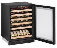 U-Line U1224Wcint00A 24� Custom Overlay Wine Storage Cooler New