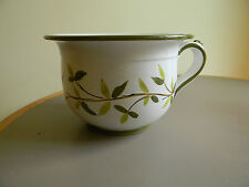 Nora Fenton Import Large Pot- Made in Italy- Surprise in the bottom!