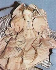 """>>""""Angel-a"""" A Heavenly Hare ~ Pattern For a 12"""" Rabbit Cloth Doll ~ Brand New<<"""