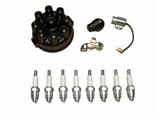 Tune Up Kit & Spark Plugs 1937 37 Buick 8cyl NEW