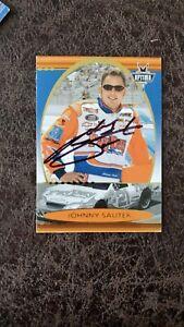 2003 Press Pass Optima Johnny Sauter #G32 - NASCAR - Autographed!