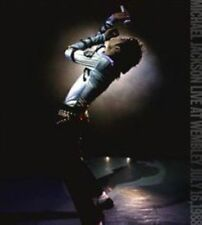 MICHAEL / MICHEAL JACKSON - Live At Wembley In Concert 1987 DVD BRAND NEW