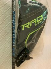 New listing 2021 Cobra RAD Speed XB 10.5* Driver Senior Graphite Mint