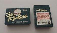 "1986 Donruss Baseball ""The Rookies"" Set Of 56 Factory Sealed Bonds Rookie"