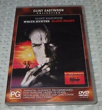 Clint Eastwood Collection: White Hunter Black Heart - DVD, 1990, 2004 - ede